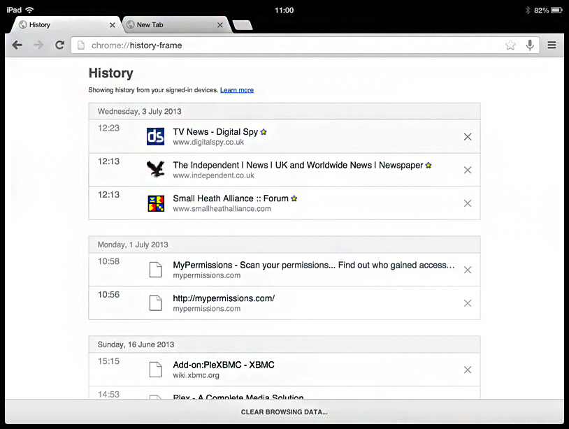 Google Chrome For Ios Offers App Interoperability Full
