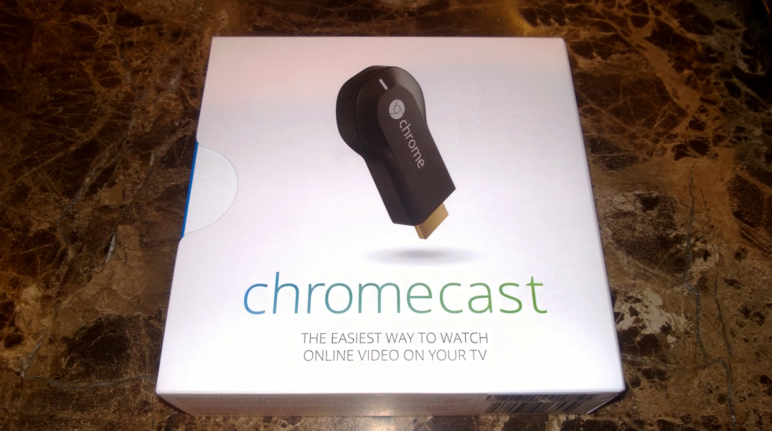 how to chromecast google drive