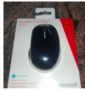 Microsoft Sculpt Comfort Mouse for Windows 8 [Review]