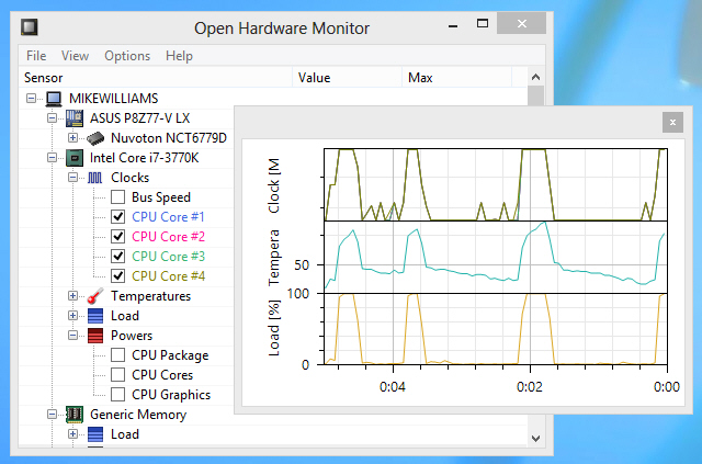 Open Hardware Monitor Lets You Track Pc Temperature Fan