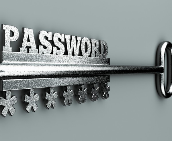 password key