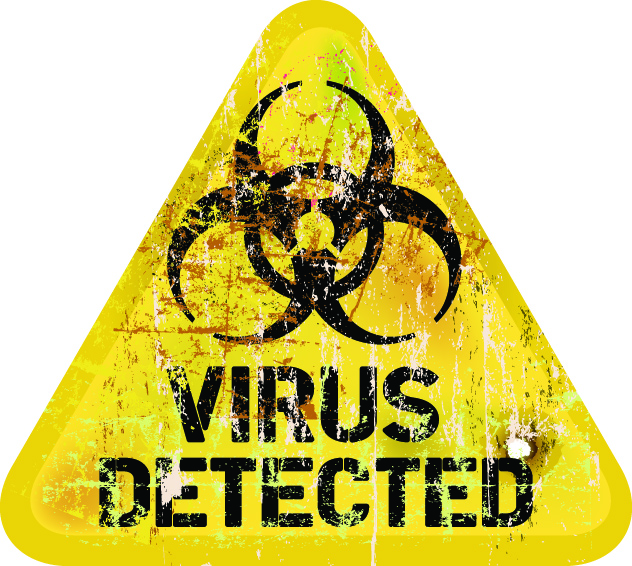 The 12 most-destructive viruses [Infographic]
