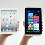 Iconia vs iPad mini comparison