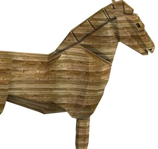 Trojan horse a