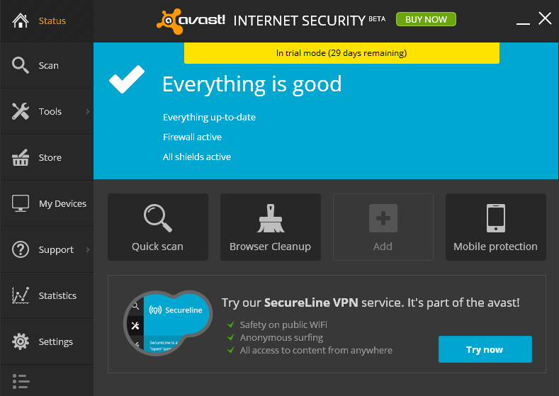 Avast 2014 Free Antivirus, Internet Security betas now available | BetaNews