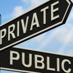 Public private sectors