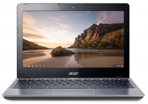 Acer Haswell Chromebook