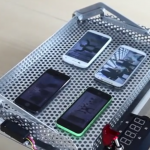 Galaxy S4, iPhone 5c, iPhone 5s, Moto X breakability water test