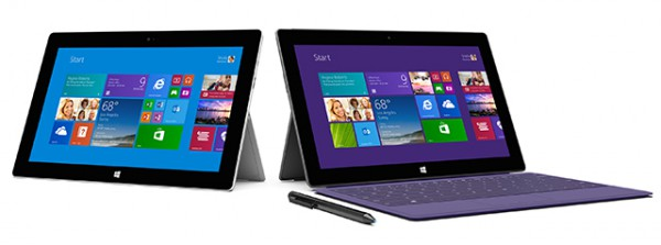 Surface 2 family