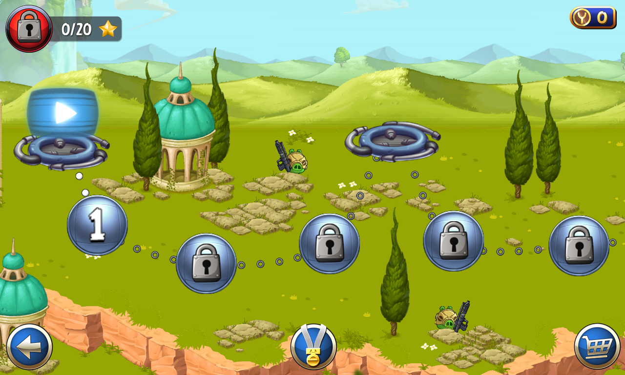 Angry Birds Star Wars 2 lands early on Windows Phone 8