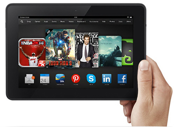 kindle fire hdx large