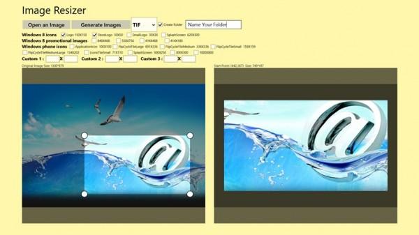 picture resizer windows8 icon generator