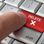 Delete Keyboard Key Button