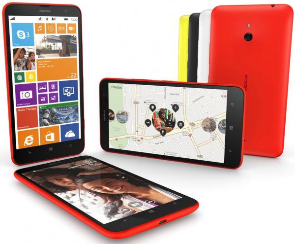 Meet Nokia's largest Windows Phones yet -- the Lumia 1520 ...