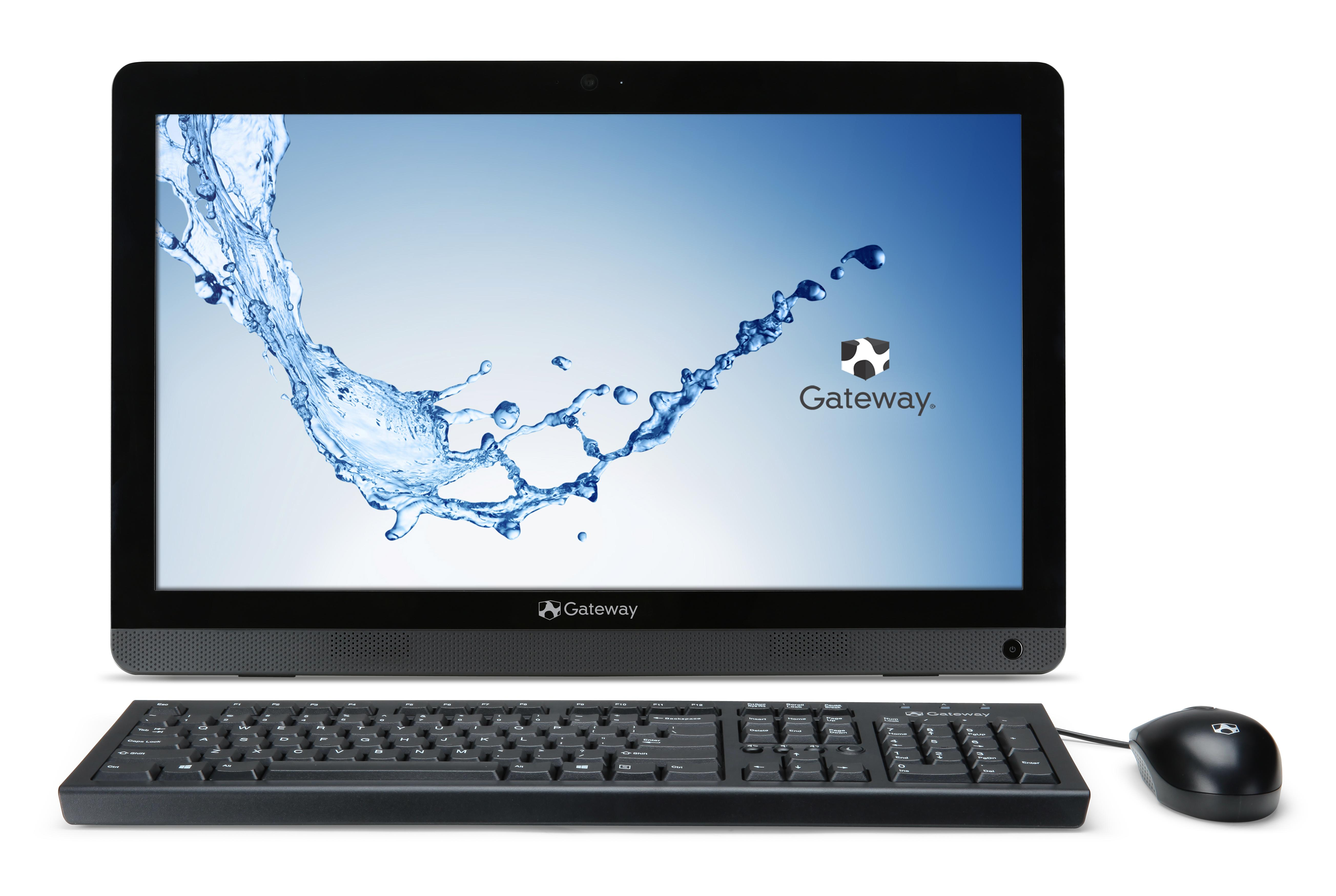 Gateway Announces An Affordable Windows 8 All In One Pc