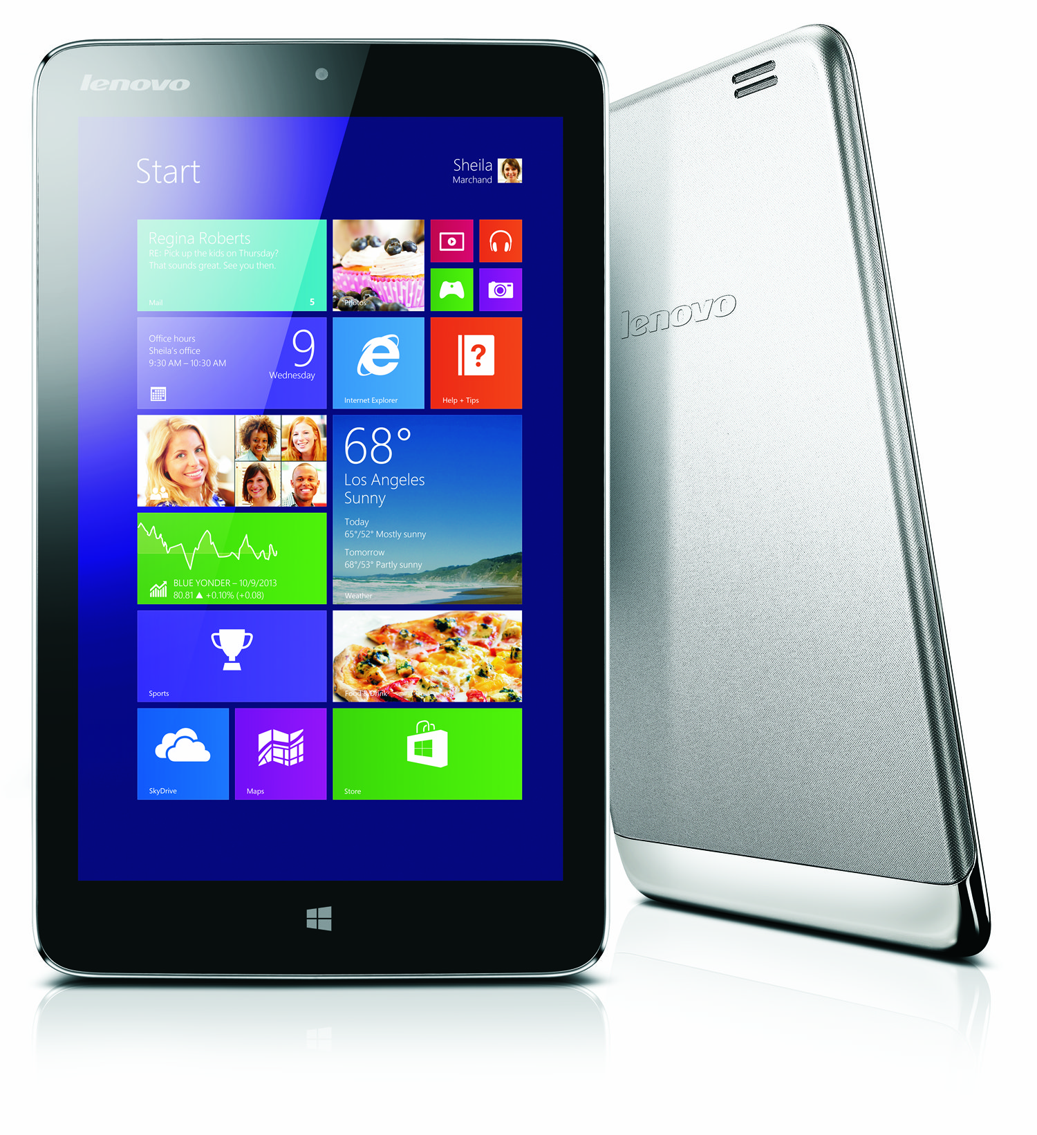Lenovo Miix2 An 8 Inch Windows 8 1 Tablet