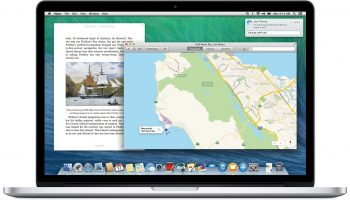 Apple MacBook Pro 15 OS X 10.9 Mavericks