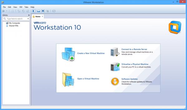 VMware Workstation 1