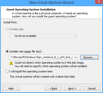 VMware Workstation 4