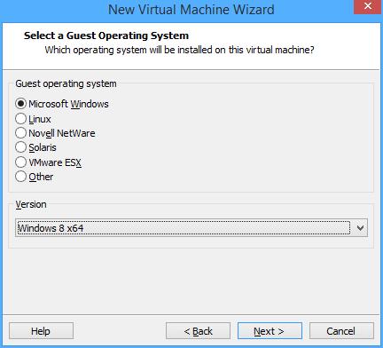 VMware Workstation 5