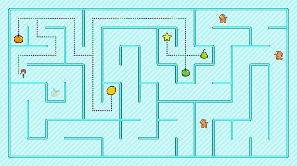ashers maze