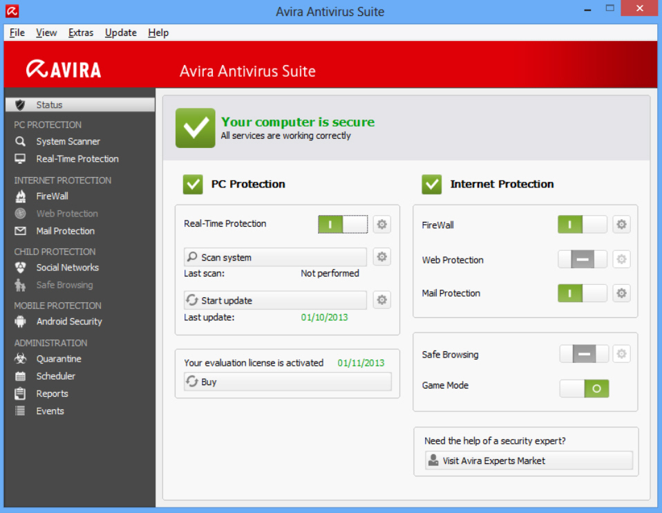 Avira Internet Security 2014 [Full] [Español]   avira