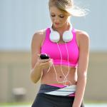 exrecise headphones