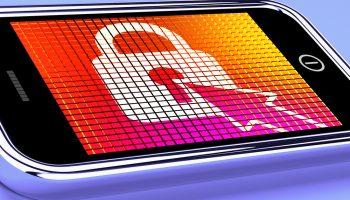 padlock phone