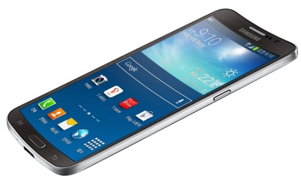 Curved Screen Smartphone
