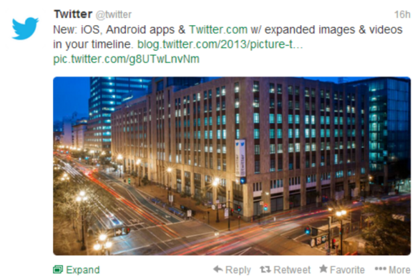 Twitter makes photos and videos more prominent -- ads to follow?
