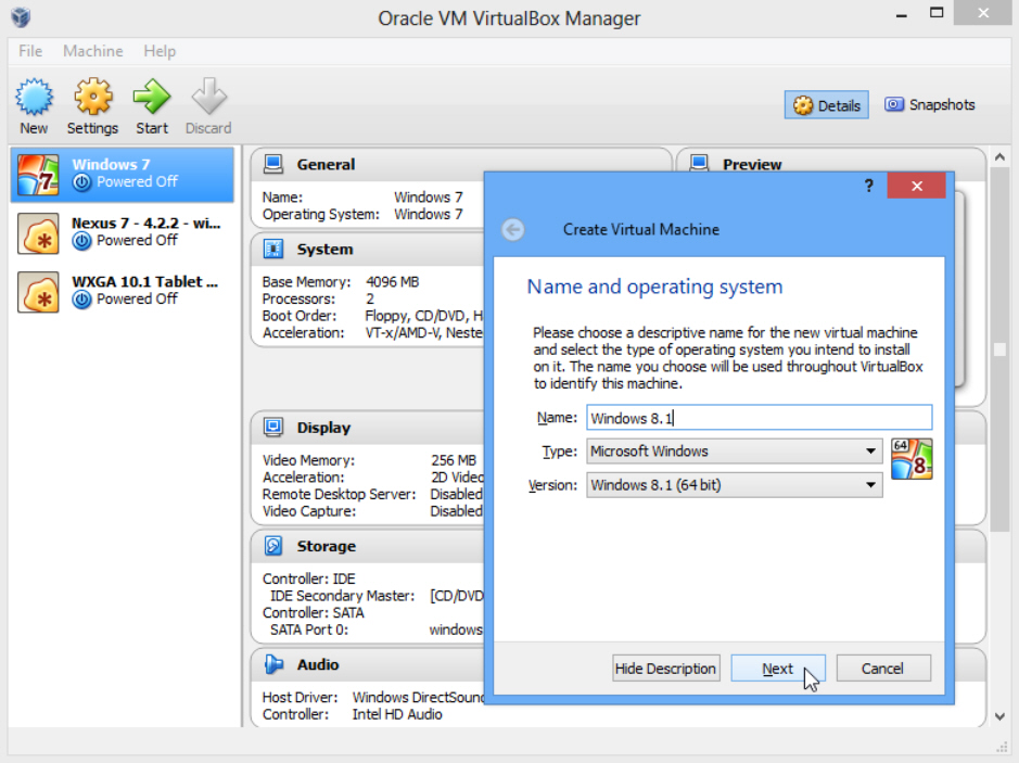Virtualbox Adds Multi Touch Webcam Support And Allows