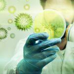 virus lab