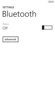Windows Phone 8 Update 3 Bluetooth 1