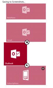 Windows Phone 8 Update 3 Medium Live Tile