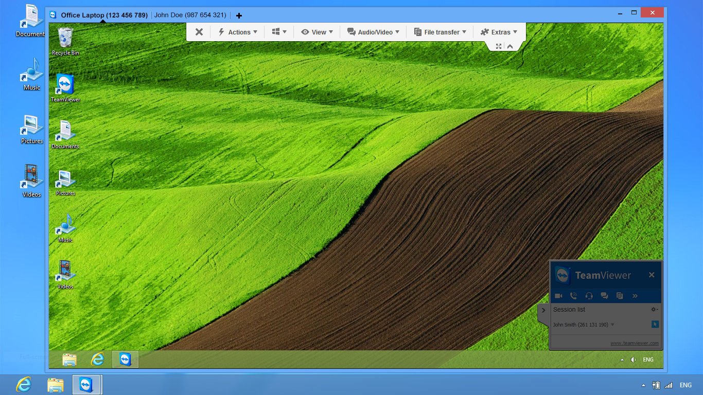 Teamviewer 9 Beta Improves Security Adds New Business And