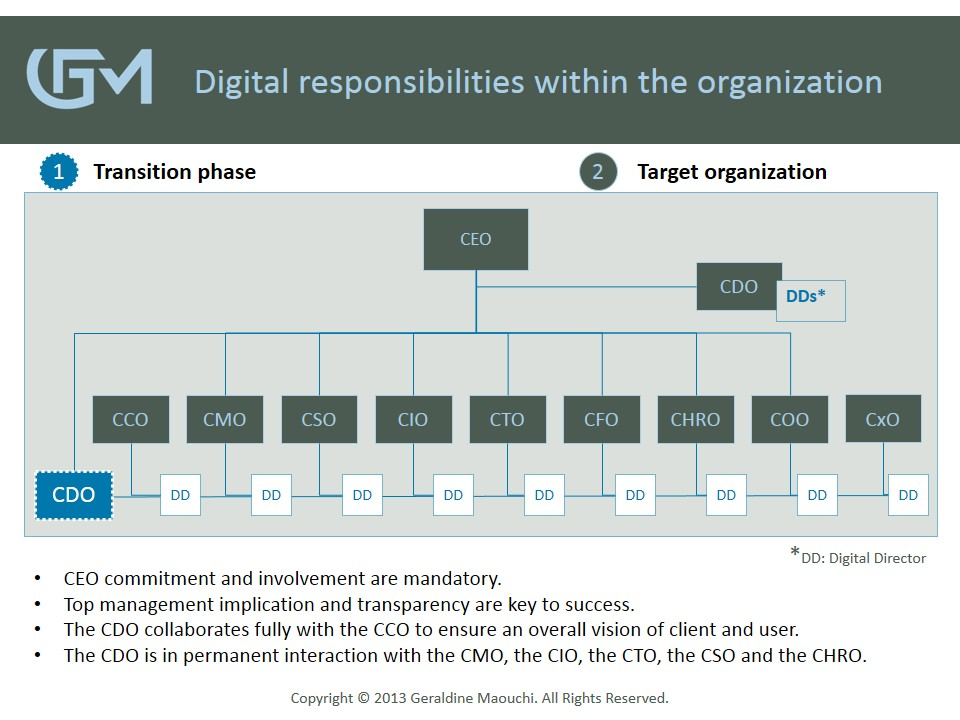 Image Result For Chief Digital Officer Objectives