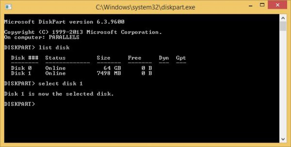 Windows 8.1 USB Bootable 5