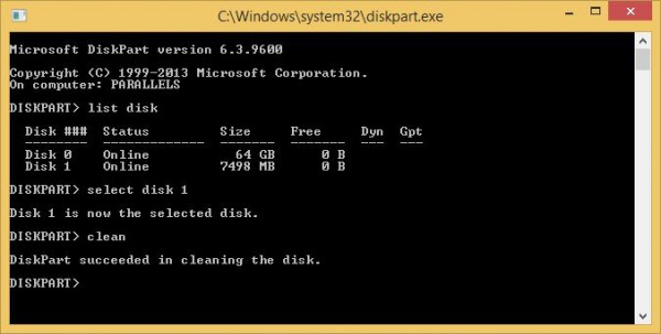 Windows 8.1 USB Bootable 6
