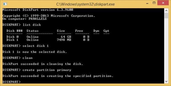 Windows 8.1 USB Bootable 7
