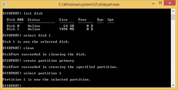 Windows 8.1 USB Bootable 8