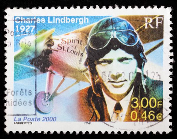 Resultado de imagen para Charles Lindbergh png