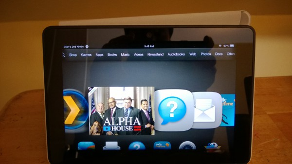 Santa brought you a Kindle Fire HDX? Here's what to do first