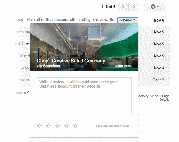 Gmail gains more quick actions buttons to speed up common email tasks