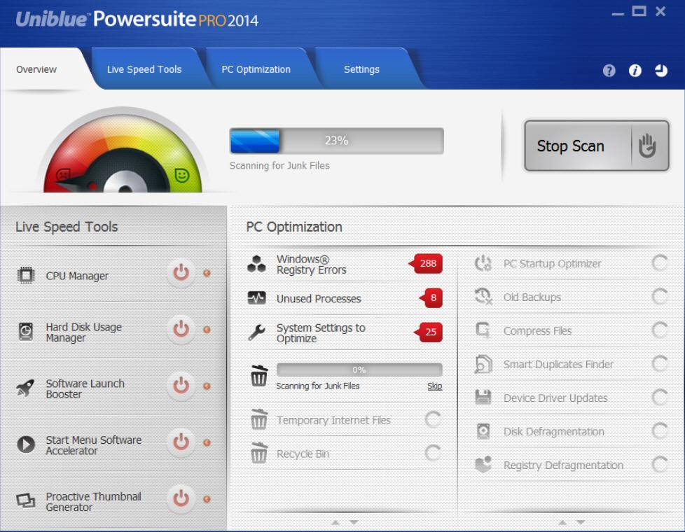 Download Driver Scanner Uniblue