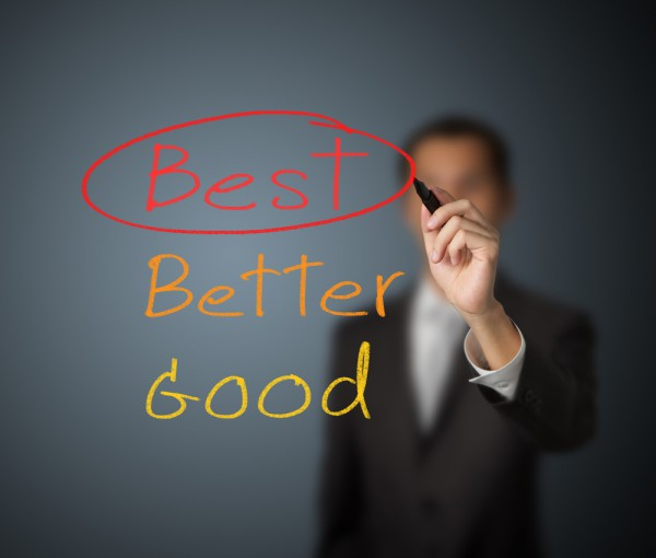 Businessman Business best better good