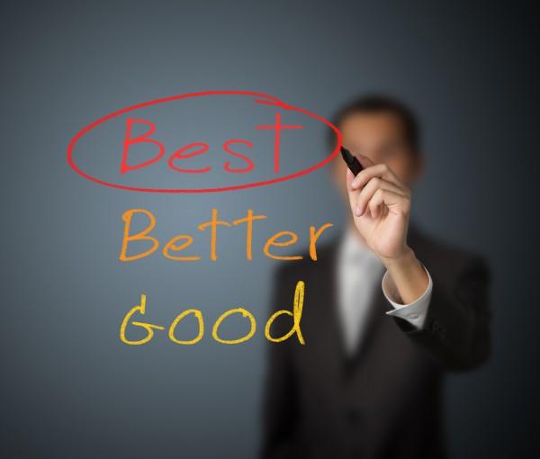 Businessman Business best better good