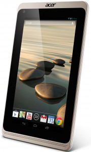 Acer Iconia B1-720 left facing_ivory gold