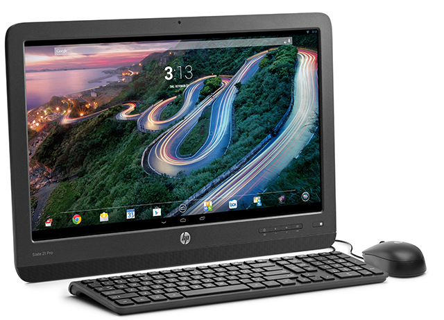 Hp Puts Android On The Business Desktop