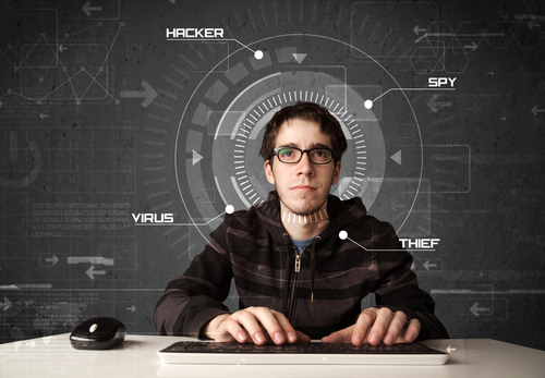 The lifestyle of a black hat hacker