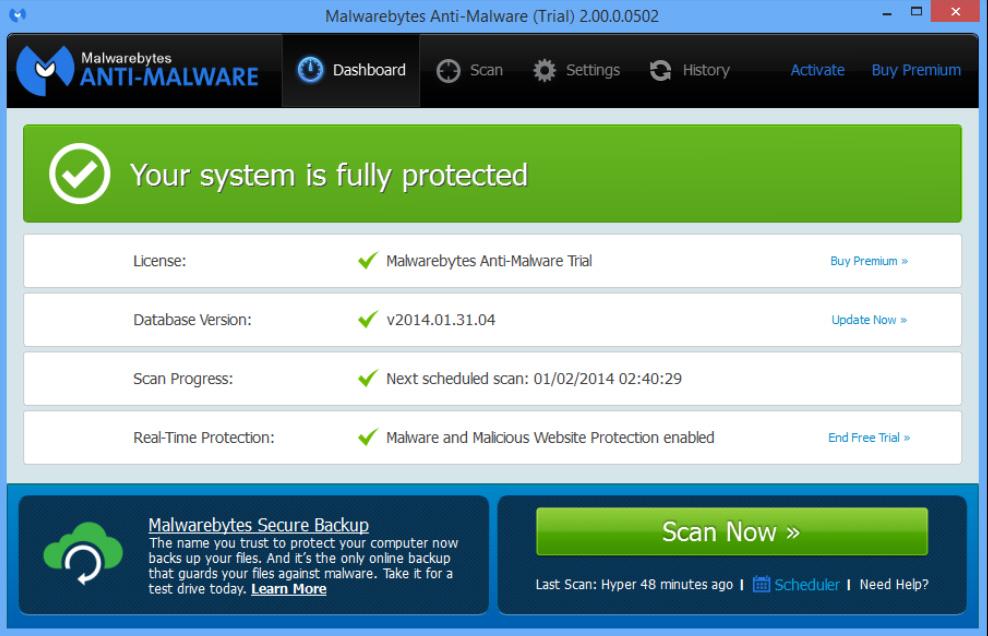 spyware terminator 01net